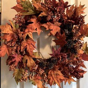 "Fall Wreath 23"""
